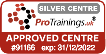 ProTrainings Approved Centre #91166