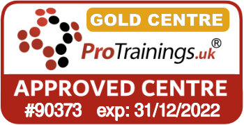 ProTrainings Approved Centre #90373