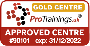 ProTrainings Approved Centre #90101