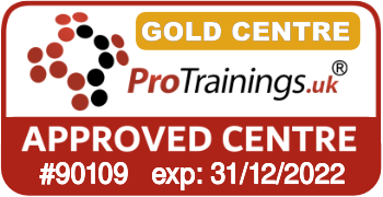 ProTrainings Approved Centre #90109
