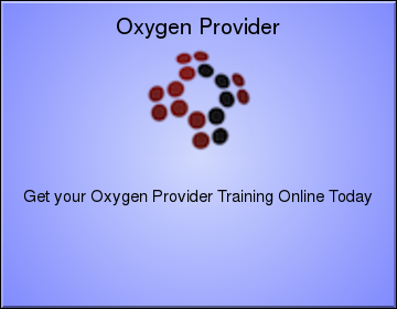 Oxygen Provider Course