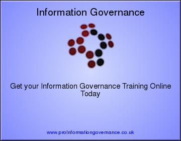 Information Governance (VTQ)