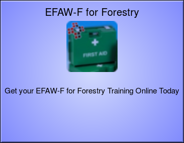 EFAW-F for Forestry Level 3 (VTQ)