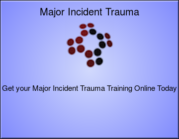 Major Incident Trauma