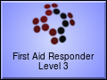 First Aid Responder Level 3