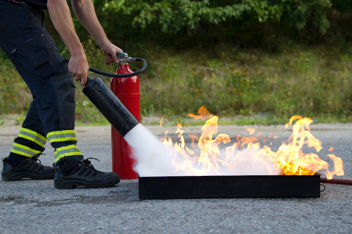 Fire Safety Principles Level 2 (Fire Warden/Marshal)