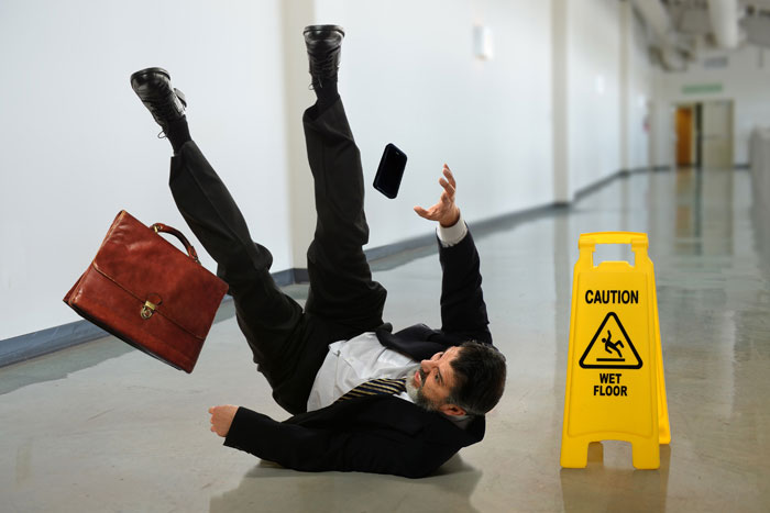 Slips, Trips and Falls Level 2 (VTQ)