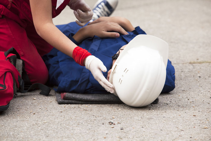 TQUK Level 3 Award in Emergency First Aid at Work (Blended Learning Module) - (EFAW)