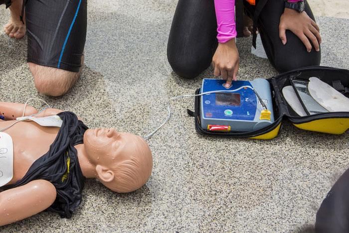 Community AED Level 1 (VTQ)