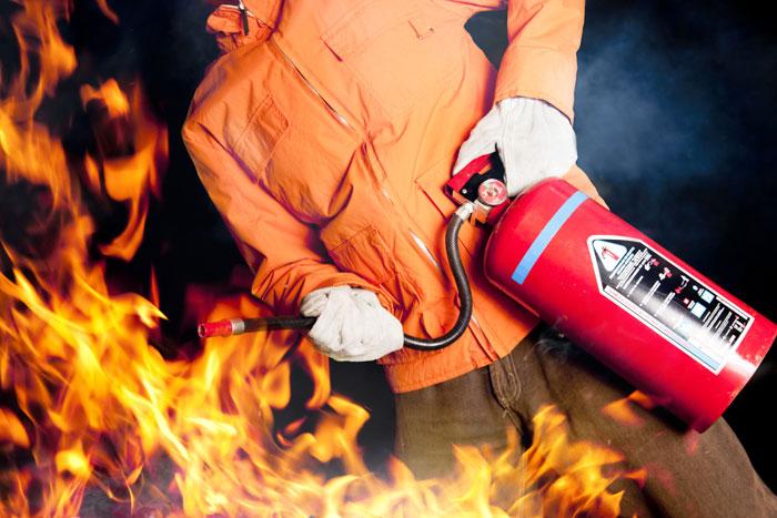 Fire Extinguisher (VTQ)