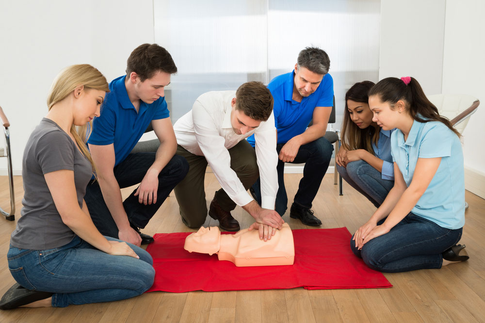 Community First Aid Level 2 (VTQ)