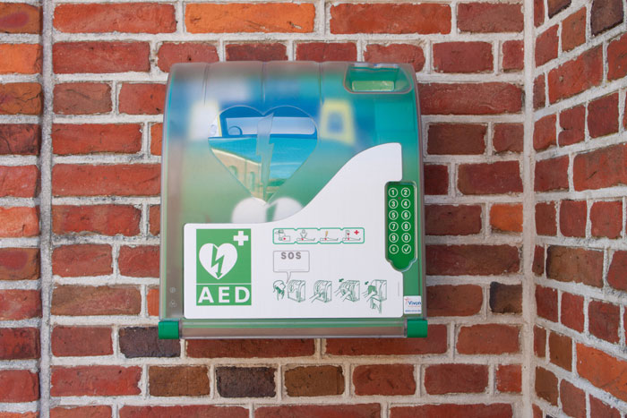 Automatic External Defibrillator - AED Level 2 (VTQ)