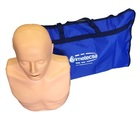 PractiMan Advanced Head Manikin with switchable Adult and Child settings with carry bag/mat