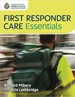First Responder Care Essentials book for the new level 4 FPOS course