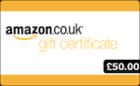 Amazon.com £50 Gift Card
