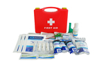 Large Premium Burn First Aid Kit (E-QF1300)