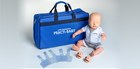 PractiBaby Infant manikin with carry bag