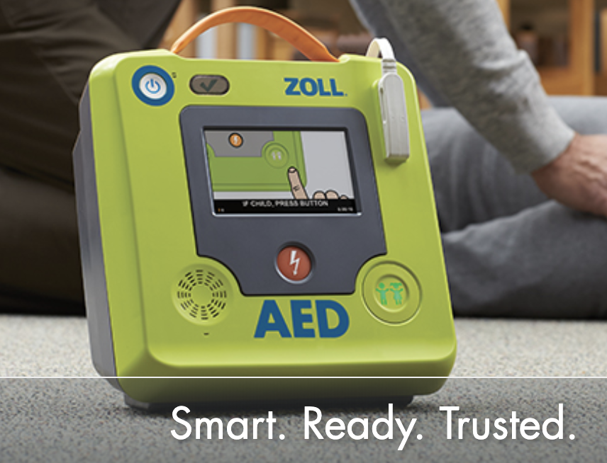 ZOLL AED 3 Fully Automatic - ProTrainings Health and Safety