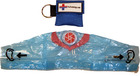 CPR Keychain w/ Face Shield Mask - Blue