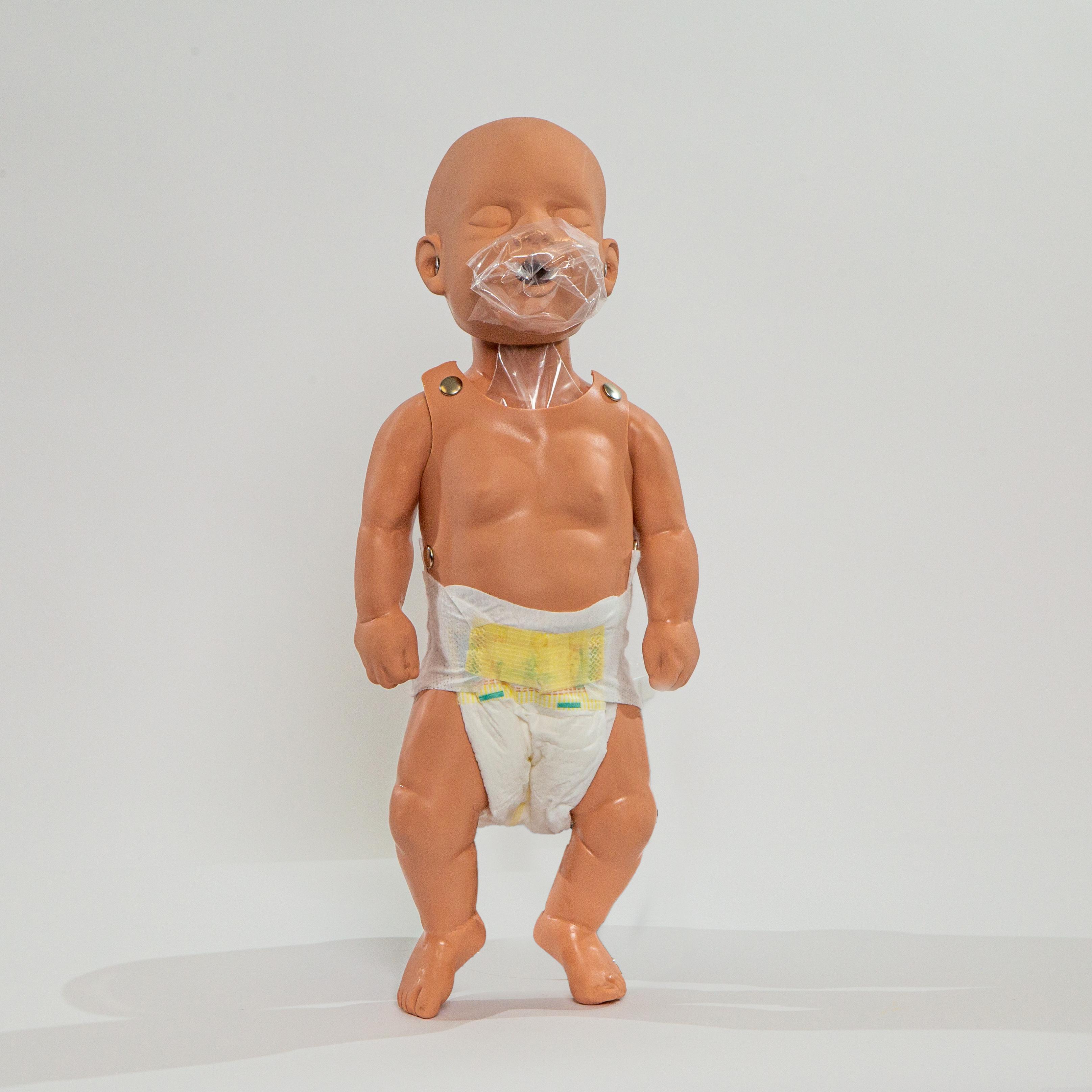 Simulaids Sani-Baby CPR Infant Manikin