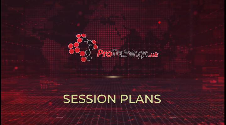 Session Plans