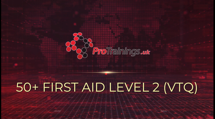 Introduction to 50 plus first aid