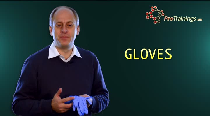 Gloves and infection control