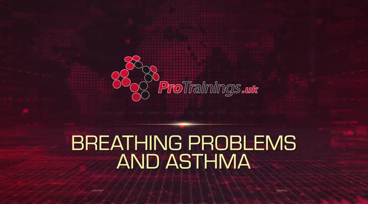 Breathing problems and Asthma