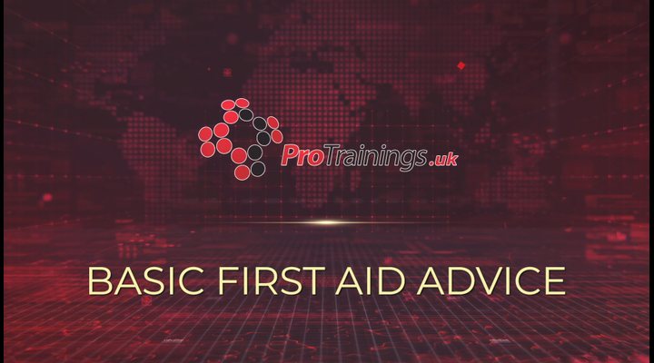 Basic First Aid Advice