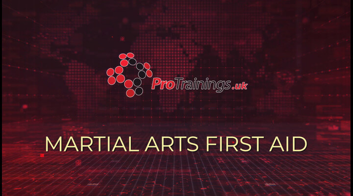Introduction to Martial Arts First Aid