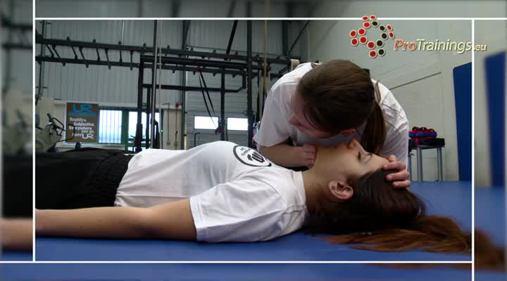 Recovery Position and Care of the Patient