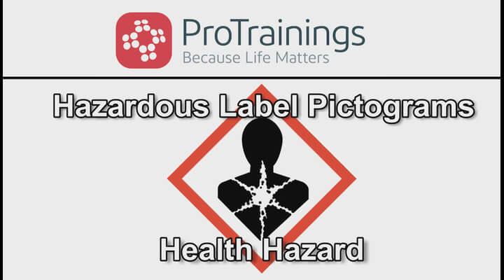 Hazard Pictograms training - Labels video | ProHazcom