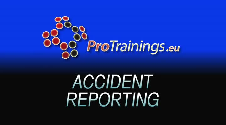 Post Incident Reporting