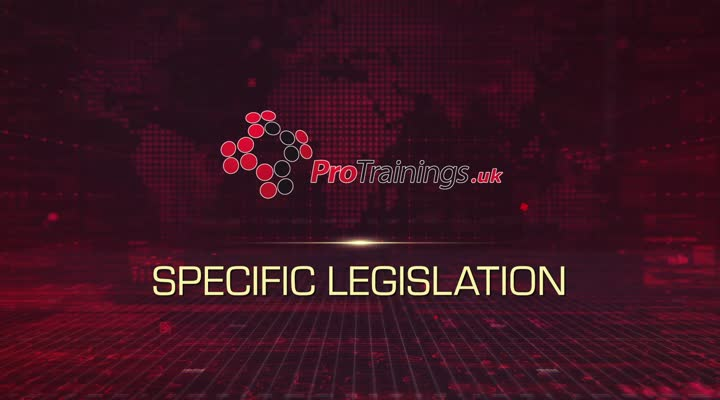 Specific Legislation