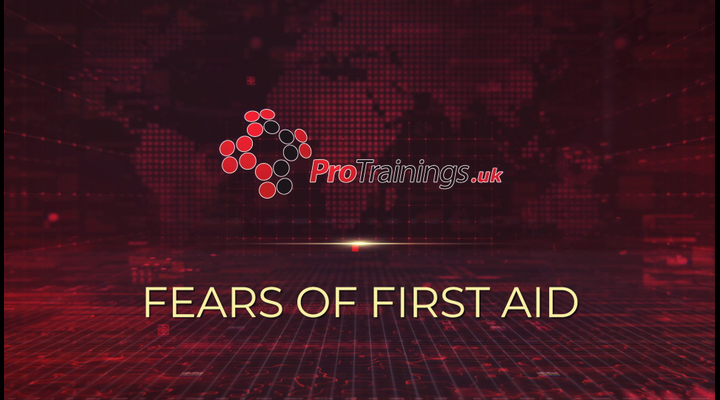 Fears of First Aid