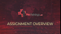 Over view of your assignments (optional)