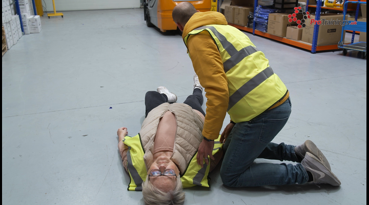 Initial Assessment and Recovery Position