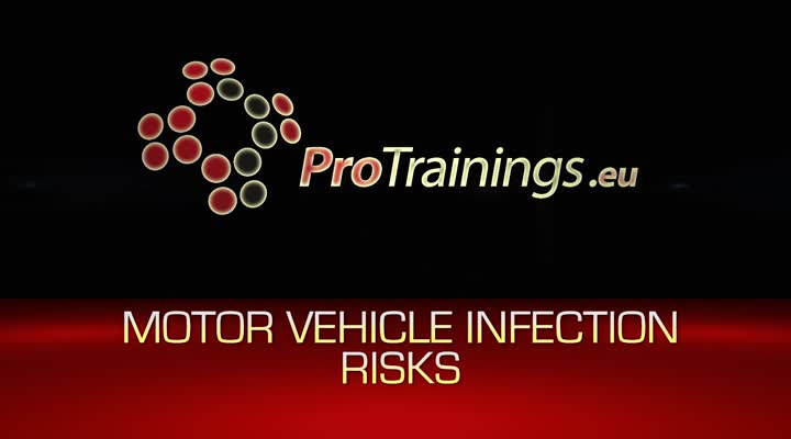 Motor Vehicle Infection Risks