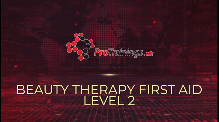 Introduction to Beauty Therapy First Aid