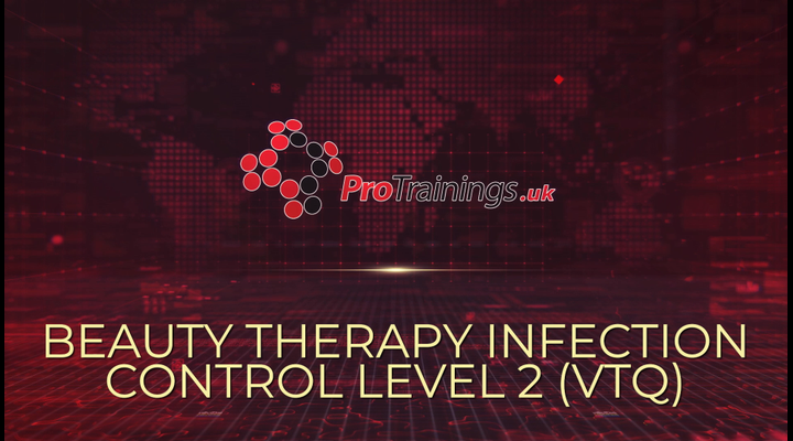 Introduction to Infection Control for Beauty Therapy
