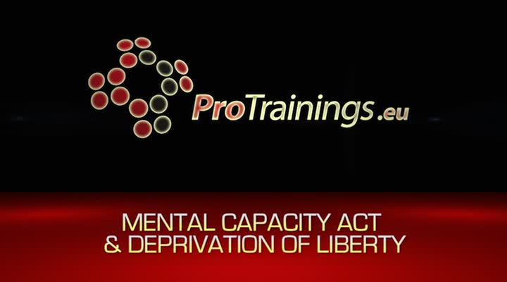 The Mental Capacity Act and Deprivation of Liberty Safeguards principles