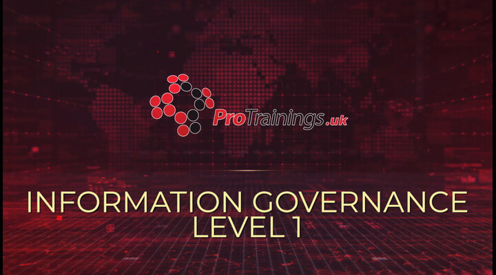 Introduction to Information Governance
