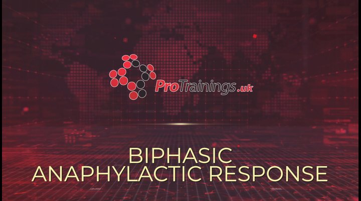 Biphasic Anaphylactic Response