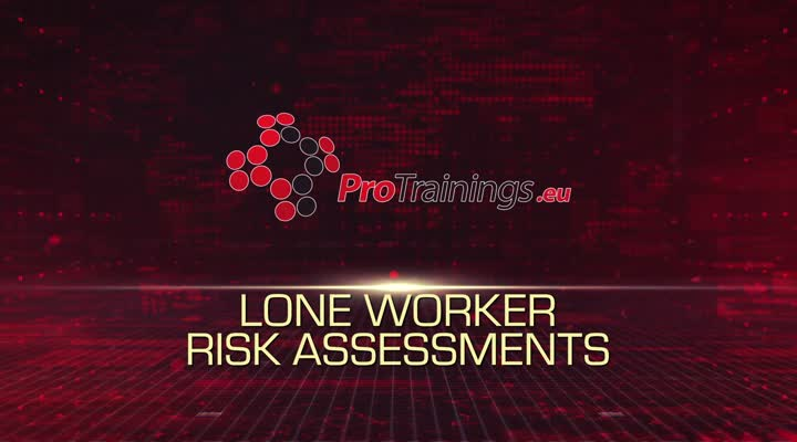Lone worker risk assessment