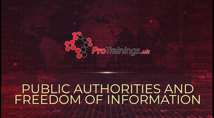 Public authorities and Freedom Of Information