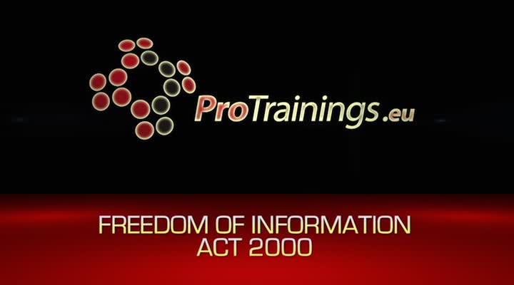 The Freedom of Information Act 2000