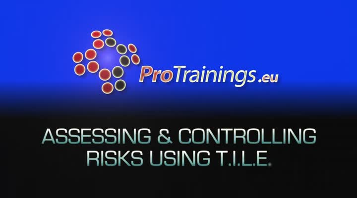 Assessing and Controlling Risks Using TILE