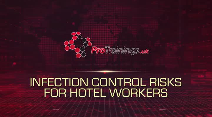 Infection Control Risks for Hotel Workers
