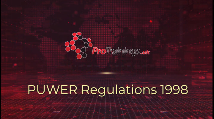 PUWER Regulations 1998