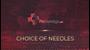 Choice of needles
